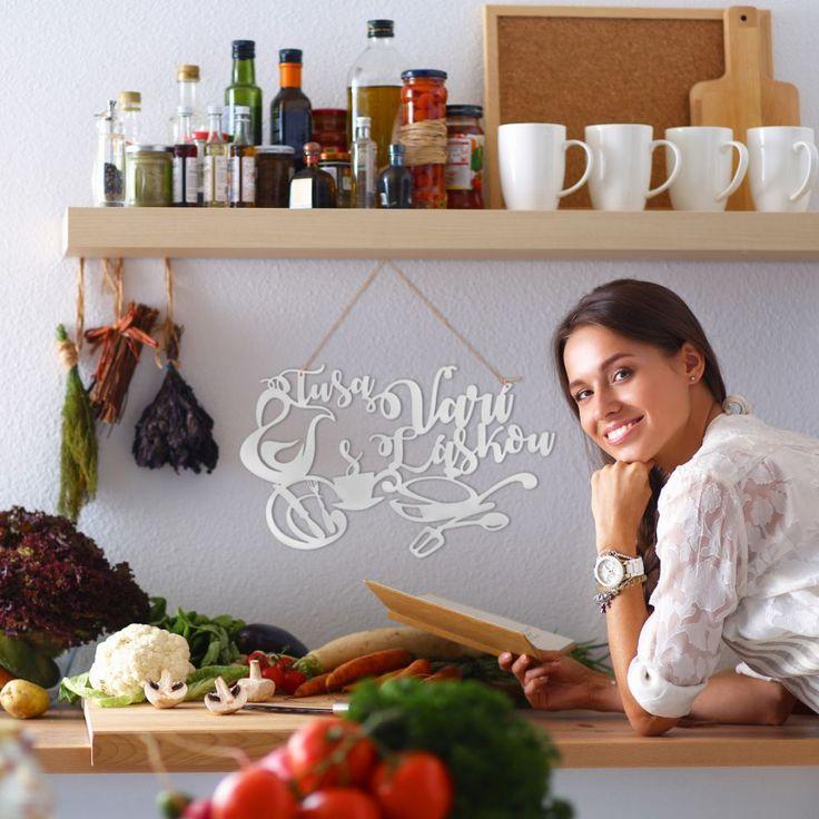 Tu sa varí s #láskou (003pp)  #artsablony #varenie