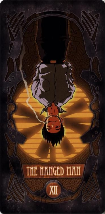 Evangelion - XII – The Hanged Man – Ryoji Kaji by Gainax *