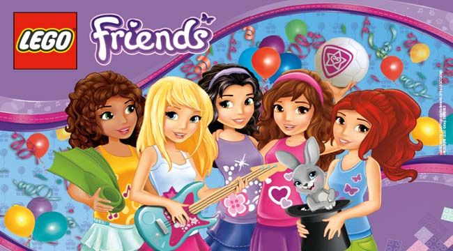 Lego Friends Decrypted 3DS ROM Download - https://www.ziperto.com/lego-friends-decrypted/