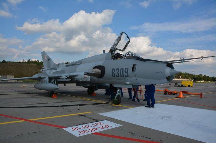 Su-22M4  21 BLT Świdwin