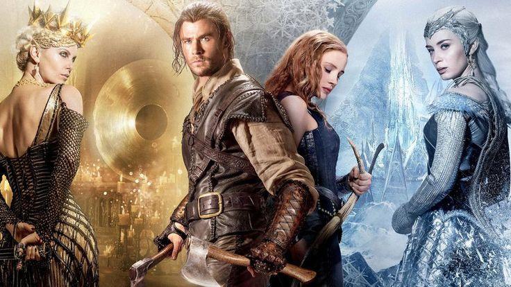 The Huntsman: Winter's War (2016) - Full Movie HD