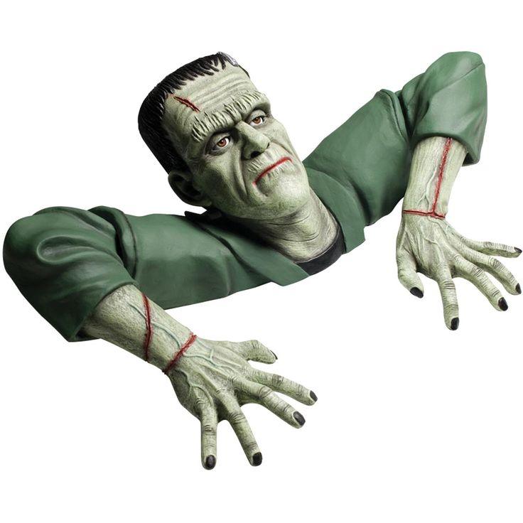 Frankenstein Grave Walker Dcor