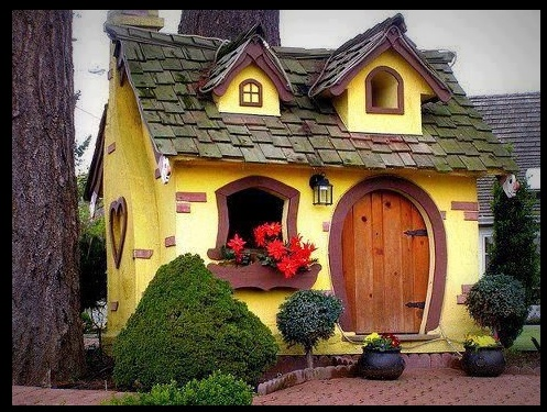 Cottage Mystical Or Fictional Creats Pinterest Cottages