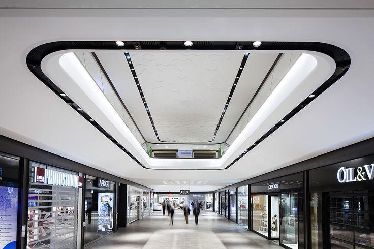 »Gerber - Shopping Mall« — Ippolito Fleitz Group