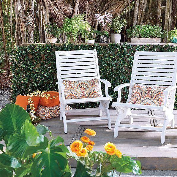 Expandable Faux Laurel Leaf Garden Trellis