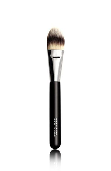 CHANEL PINCEAU FOND DE TEINT  Foundation Brush #6 available at #Nordstrom