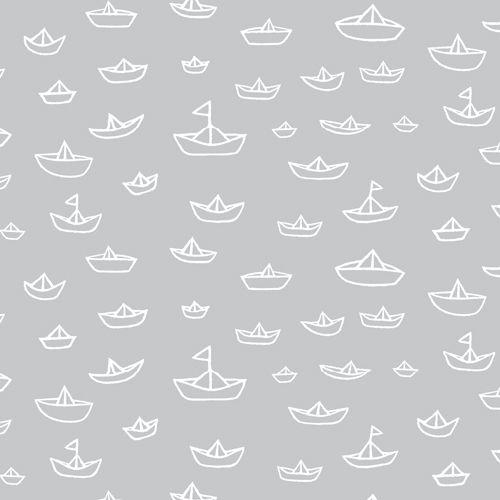 Motif mignon Petits bateaux