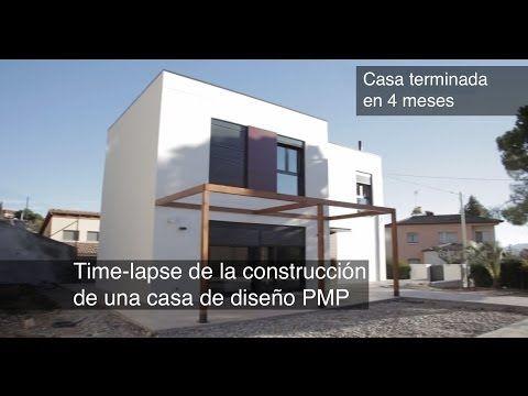 Construccion de una casa prefabricada en time lapse - Construccion de casa prefabricadas ...