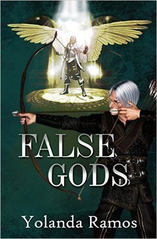 Queen of Books: False Gods by Yolanda Ramos Review