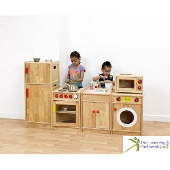 wooden kitchen playsets uk
