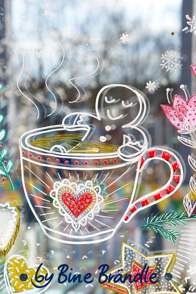 Weihnachten Basteln Super Susser Lebkuchenmann Eine Tolle Dekoidee Fur Weihna Fensterbilder Weihnachten Basteln Lebkuchenmann Fensterdeko Weihnachten Basteln