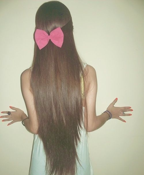 super long hair on Tumblr | Long Hair | Pinterest | Super ...