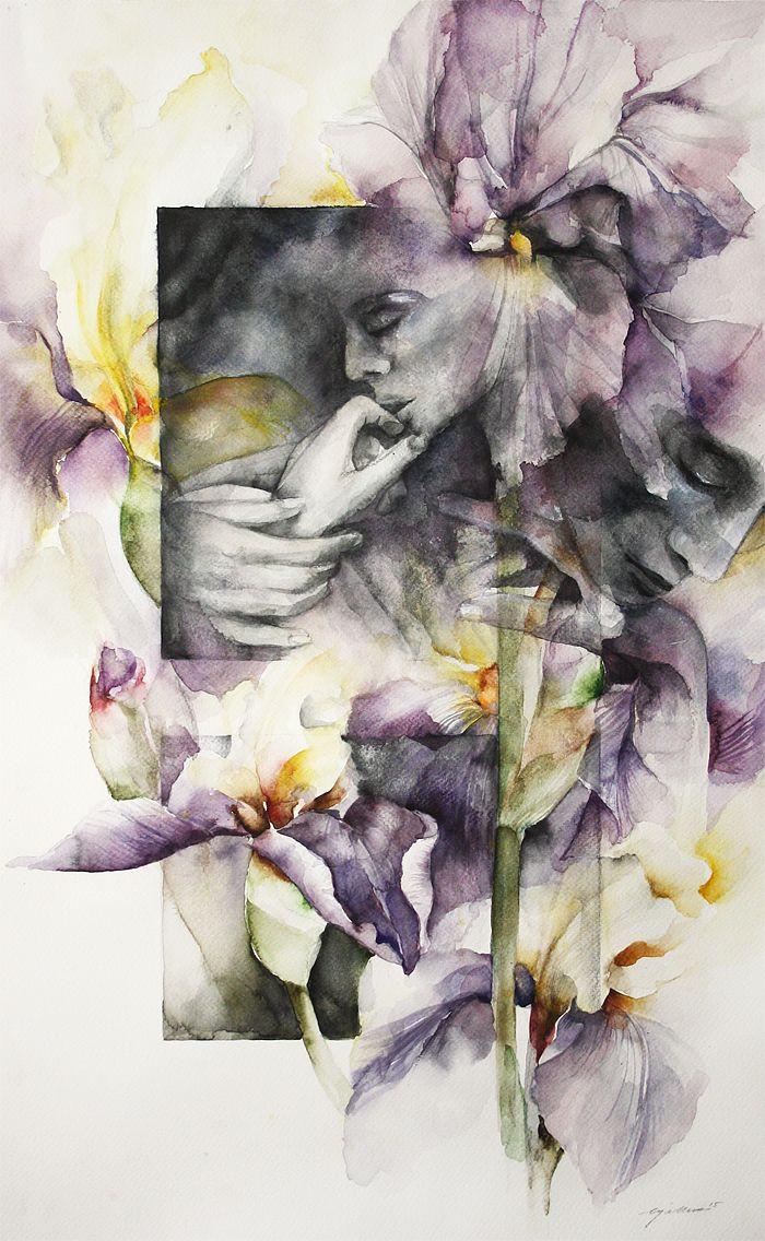 """Art by Erja Muru """"Peace of Mind"""""""