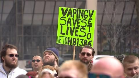 Indiana Senate votes 49-1 to reform controversial vaping laws