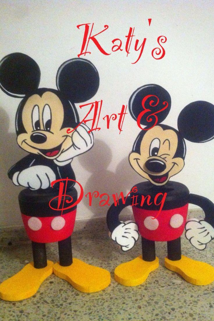 hieleras de mickey mouse