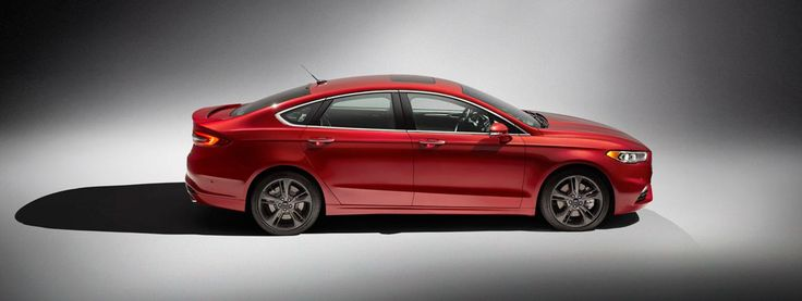 2017 Ford Fusion Sport - The new Fusion Sport is powered by a 325-horsepower twin-turbocharged V6