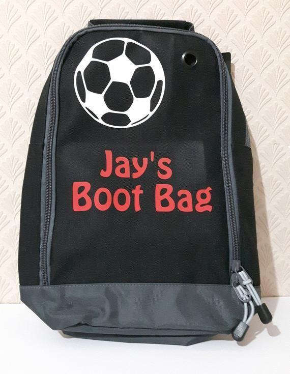 Personalised Football//PE//School//Sports Drawstring Bag