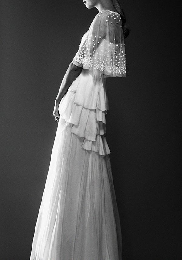 Celestina Agostino 2014 Bridal Collection... Nomes are you checking out this frock!!!! AMAZING!