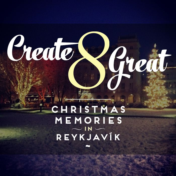 December has arrived and Reykjavik has turned into a winter wonderland, snow and all! Reykjavik is a beautiful city all year long but Christmas time is when it really shines. To all my fellow Christmas lovers out there take note, a trip to Reykjavik in December is a must and after reading this post you … … Continue reading →