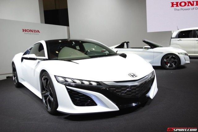Honda NSX order book closed already; Civic Type-R's opens