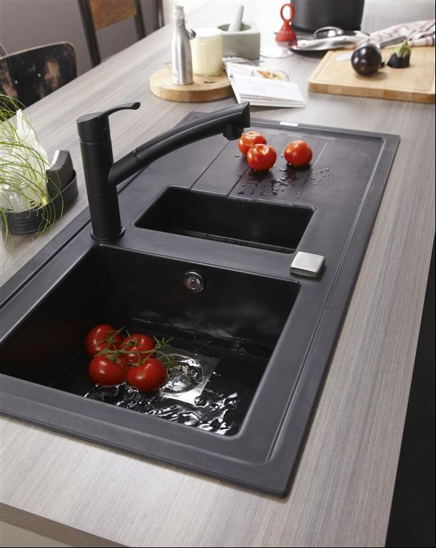 10 best images about cuisine on pinterest coins - Leroy merlin kitchenette ...
