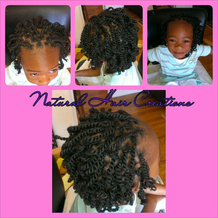 Baby Kinky Twists Natural Hair My Work Pinterest