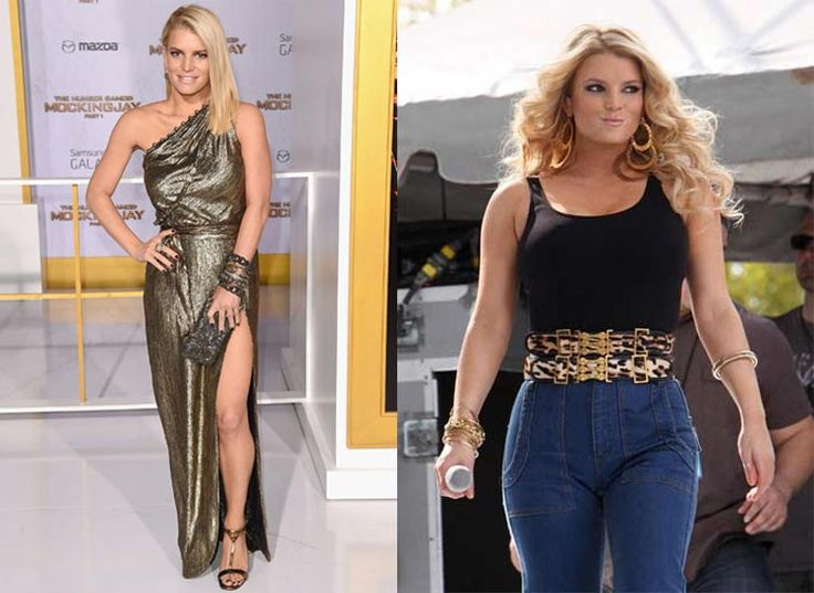Celebrity Weight Loss & Gain: 40 Photo Comparisons You ...