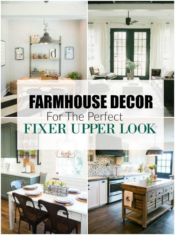 17 best images about fixer upper on pinterest favorite - Fixer upper deko ...