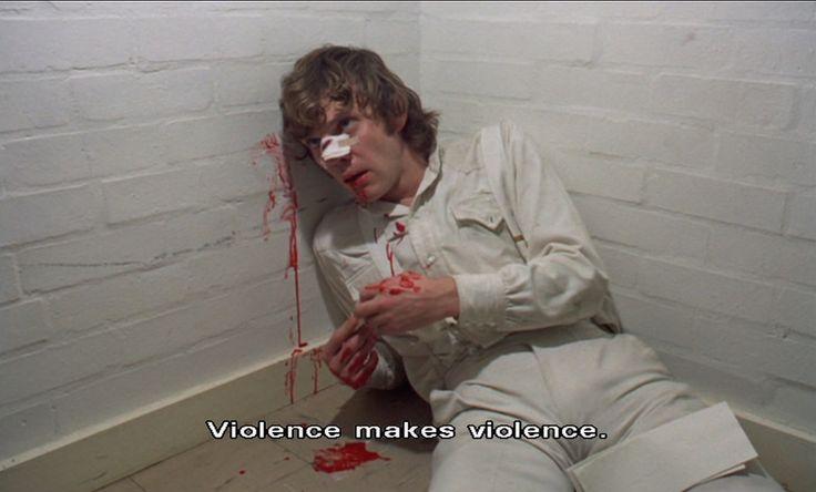 """"" A Clockwork Orange (dir. Stanley Kubrick, 1971) "" """
