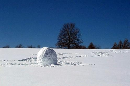 La teoría del efecto bola de nieve