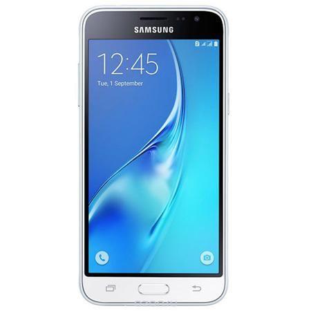 Samsung SM-J320F Galaxy J3, White  — 10990 руб. —  Samsung SM-J320F Galaxy J3 отличается более элегантным обновленным дизайном передней панели. Новый дизайн усиливает впечатление от просмотра. Тонкая черная рамка придает эффект глубокого погружения в изображение на экране. При толщине 7,9 мм и ширине 71,05 мм, смартфон Samsung SM-J320F Galaxy J3 выглядит более изящно, приятная на ощупь текстура корпуса подчеркивает элегантность формы и ощущение комфорта при использовании смартфона…