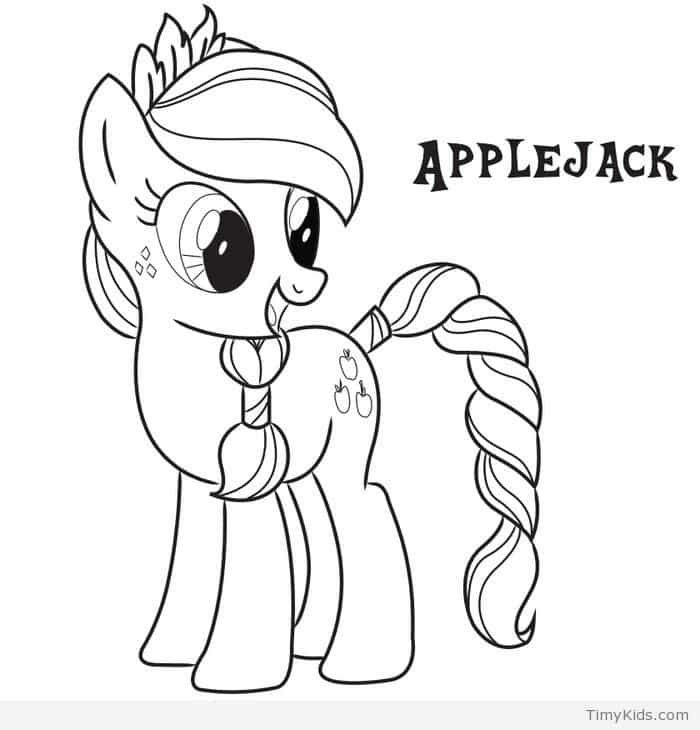 35 My Little Pony Coloring Pages My Little Pony Coloring