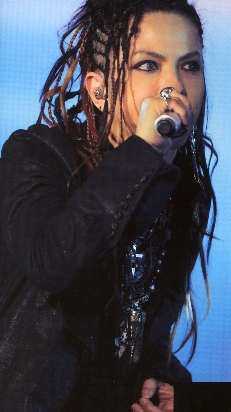 "Hyde L'Arc~en~Ciel , ""WHAT's IN?"" Magazine 2012.07"