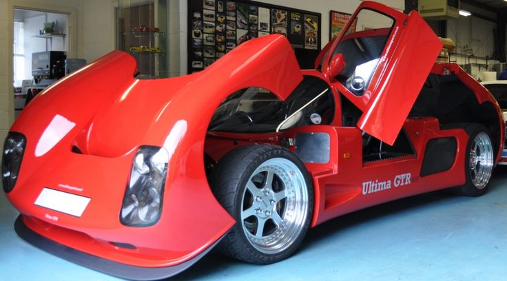RaceCarAds - Race Cars For Sale » Ultima GTR for sale