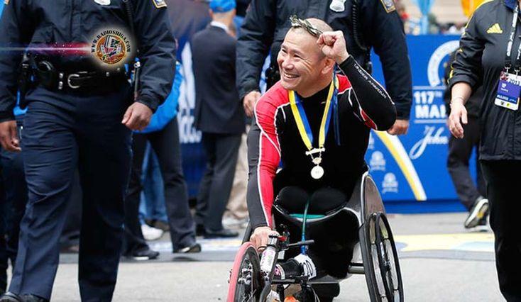 Japonês vence maratona internacional de cadeira de rodas em Oita. Um atleta japonês ganhou a maratona anual internacional de cadeira de rodas, realizada...
