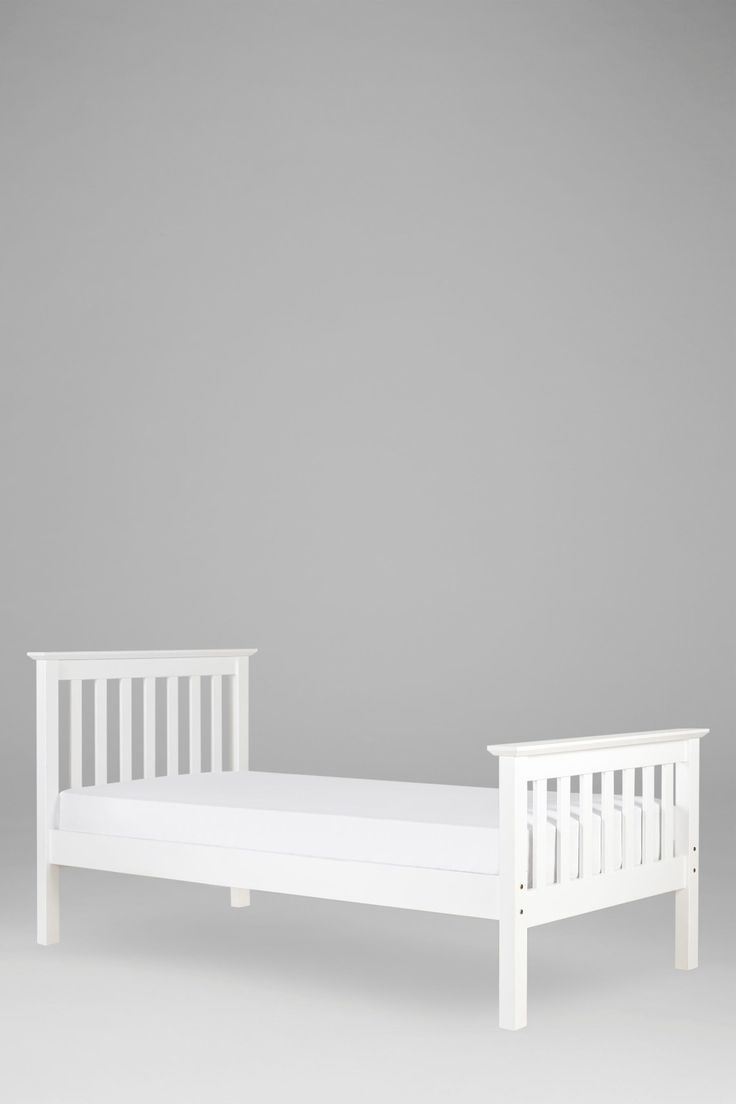 Buy White Juno Bed from the Next UK online shop