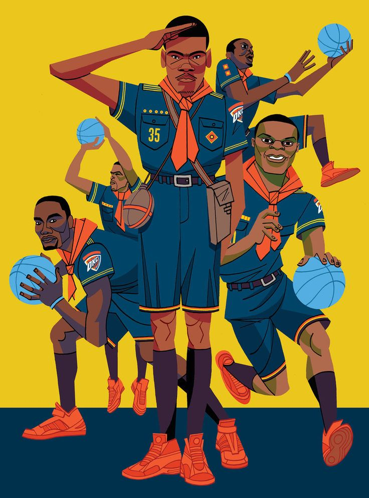 Jacob Weinstein is the illustrator and a co-author of FreeDarko's two books, The Macrophenomal Pro Basketball Almanac and The Undisputed Guide to Pro Basketball History.  Lots of great illustration work for NYTimes, ESPN, The New Yorker, McSweeney's,...