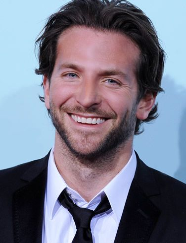 Bradley Cooper. Fell in lust with him on Alias. Fell in love when I heard him speak fluent French.