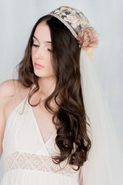 Blair Nadeau Millinery - Veils & Juliet Caps