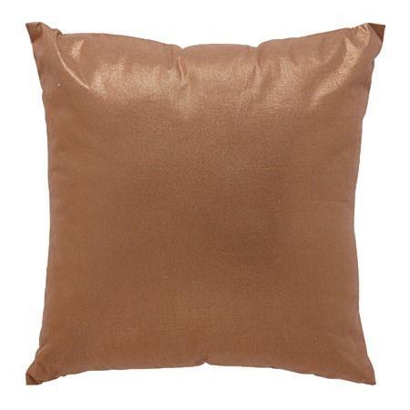 Elemis Cushion Linen Copper 43cm x 43cm