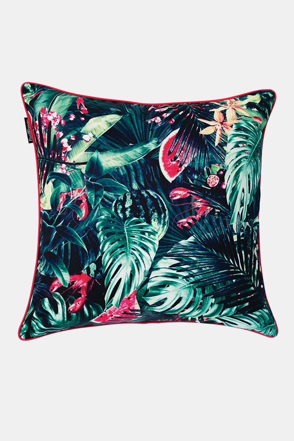 Jungle Fever Outdoor Cushion by Basil Bangs x We Are Handsome