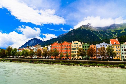 Innsbruck, Austria (by Matthew Crowley Photography)  My favourite place in the world.