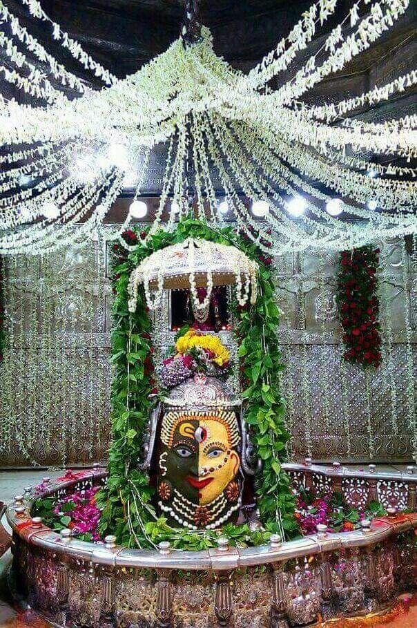 Ardhnarishwar shringaar