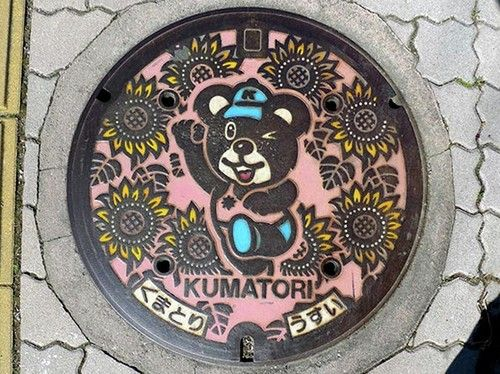 25 Creatively Decorated Manhole Covers
