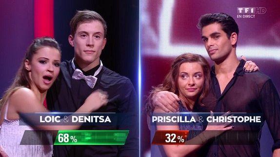 """""""Danse avec les stars"""" saison 6 : Loïc Nottet remporte la victoire face à Priscilla"""