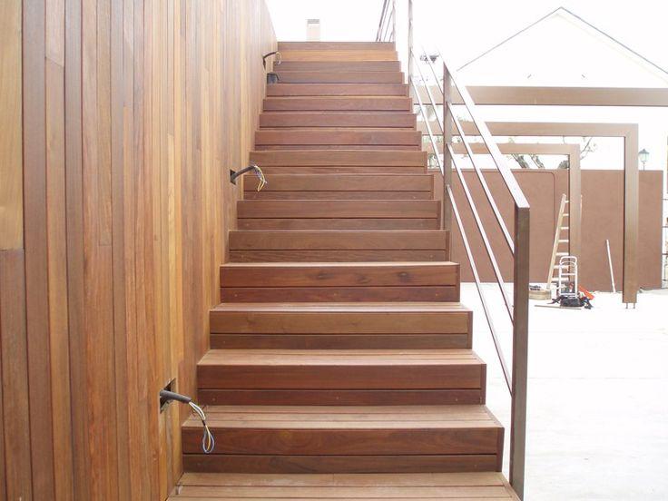 Escaleras exterior parkhouse studio escaleras for Escaleras exteriores