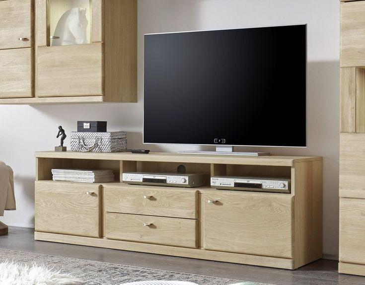 Tv Lowboard Wildeiche Bianco Geölt Und Gewachst Woody 101 00142 Holz Modern  Jetzt Bestellen Unter: Https://moebel.ladendirekt.de/wohnzimmer/tv Hifi Moebel/  ...