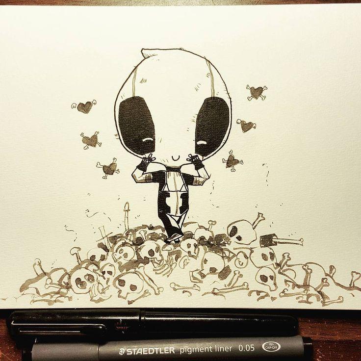 Fuck Yes Deadpool, pierrefernand:   43/365 #cute #deadpool ^^...