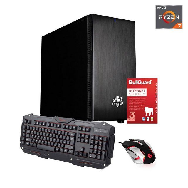 PC, Ryzen 7 3700X, GeForce RTX 2060, 8GB »Gaming PC 131815«
