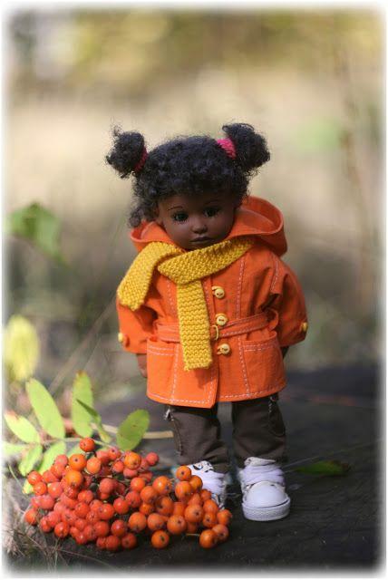 Дорога в мир волшебства и сказки...В мир прекрасный и загадочный...В мир кукол!: Осень